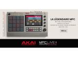 Akai dévoile une édition Rétro de la MPC Live II