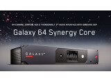 La Galaxy 64 Synergy Core d'Antelope Audio arrive