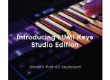 Roli vient de dévoiler Lumi Key Studio Edition