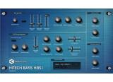 Hitech Bass HBS1, le synthé virtuel pour des basses technos