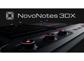 Voici 3DX, le nouveau plug-in de NovoNotes