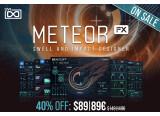 UVI offre 40% de réduction sur Meteor