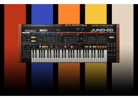 Le Juno-60 Software Synthesizer est arrivé chez Roland