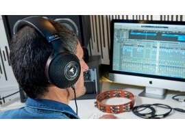 Voici le nouveau casque de studio Clear MG Professional de Focal