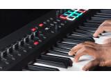 M-Audio dévoile le contrôleur MIDI Hammer 88 Pro