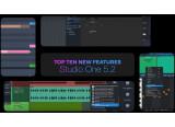 PreSonus met à jour Studio One en version 5.2
