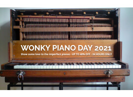 Sound Dust lance le Wonky Piano Day