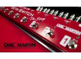 Carl Martin présente son Octa-Switch the strip !