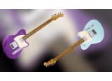 Deux nouveaux modèles chez Reverend Guitars !