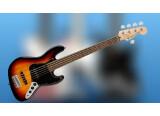 Une Jazz Bass 5 cordes rejoint la série Affinity