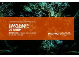 3 concert en ligne organisés par Electronic Subculture et Mixmag