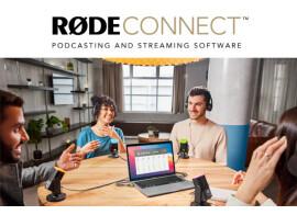 RODE présente le logiciel RODE Connect