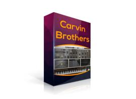 Sound Magic annonce la banque de sons Carvin Brothers