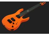 Un modèle 7 cordes rejoint la série Neon chez Solar Guitars