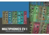 AAS met le modulaire à l'honneur avec Multiphonics CV-1