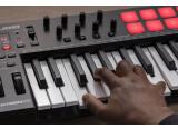 M-Audio lance les claviers MIDI Oxygen MKV en 25, 49 et 61 touches