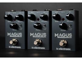 TC Electronic ajoute une pédale de distorsion à son catalogue
