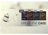 La série Cage est en promo chez 8Dio