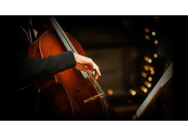 Composition pour violoncelle seul