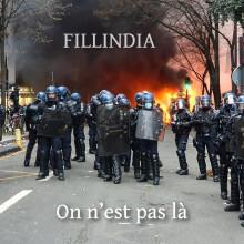 Fillindia - On n'est pas là