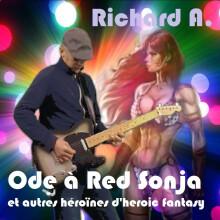 Richard A. - Ode à Red Sonja et autres héroïnes d'heroic fantasy