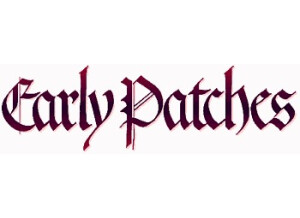 Early Patches MEDIEVAL & RENAISSANCE