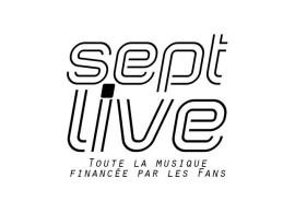 Kickstartez vos concerts avec Sept Live
