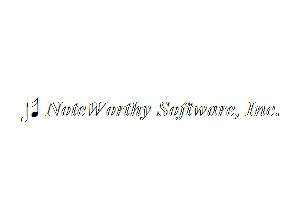 Noteworthy Software composer
