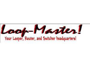 Loop Master 4-Loop Effect Switcher w/Tuner Out