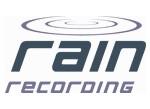 Rain Recording
