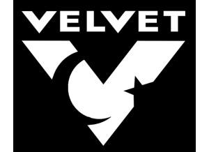"Velvet Cymbals Imperial Crash 16"""