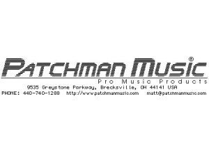 Patchman Music Wind Controler Sound Bank for Fantom XR