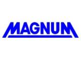 Magnum Drums 509Blu  Batterie 5F.prof.8 Tirants Dlb Em Bleue