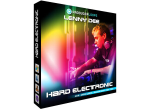 Producer Loops Lenny Dee: Hard Electronic