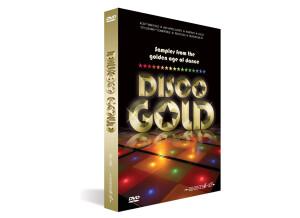 Zero-G Disco Gold Sample Collection