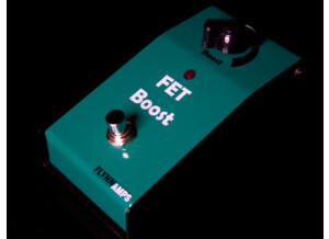 Flynn Amps  FET Booster Pedal