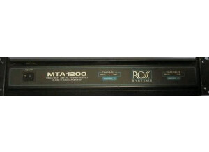 Ross MTA1200