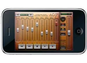 Saitara Software AC-7 DAW Control