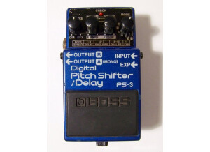 Boss PS-3 Digital Pitch Shifter/Delay