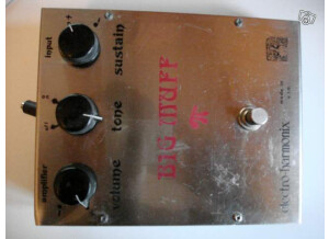 Electro-Harmonix Big Muff Pi 1976