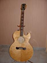 Gibson EC-20 Starburst