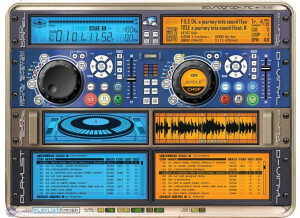 Soundgraph D-Vinyl Pad