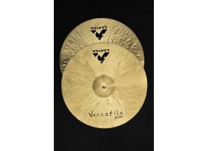 """Velvet Cymbals Versatile HiHat 14"""""""