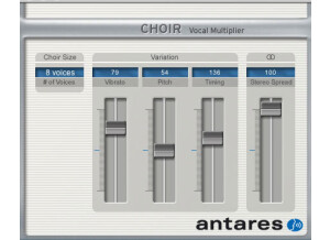 Antares Audio Technology Avox Choir