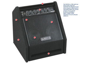 Simmons DA-200S