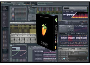Image Line FL Studio 9 Fruity Loops Edition