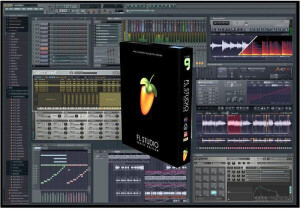 Image Line FL Studio 9 Fruity Loops Edition