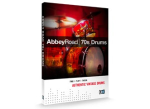 Native Instruments Abbey Road 70s Drums