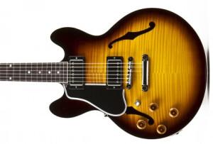 Gibson CS-336 Figured Top LH
