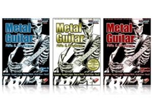Nine Volt Audio Metal Guitar: Riffs & Rhythms